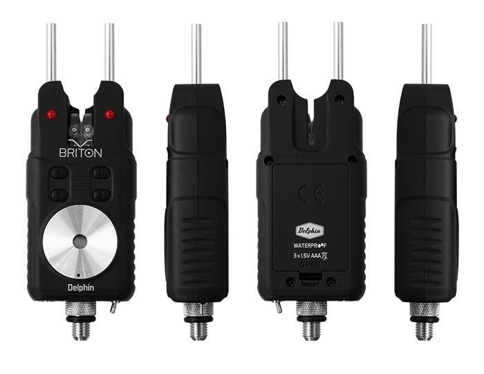 Delphin BRITON Set Комплект сигнализатори 3+1