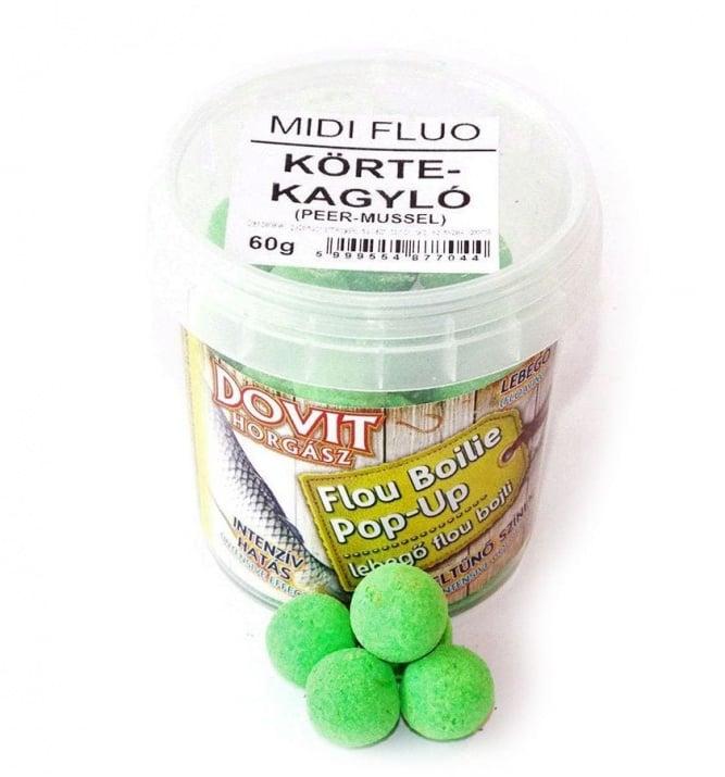 Протеинови топчета Dovit Pop-Up Fluo Мида и Круша
