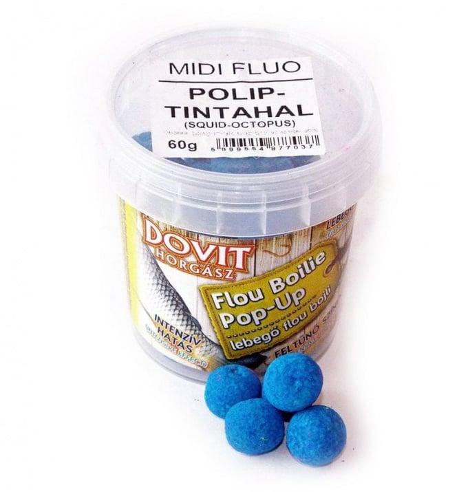 Протеинови топчета Dovit Pop-Up Fluo Калмар и Октопод