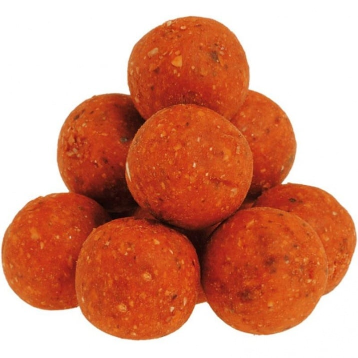 Carp Target Boilies Протеинови топчета 15mm 800 гр. Indian Spice