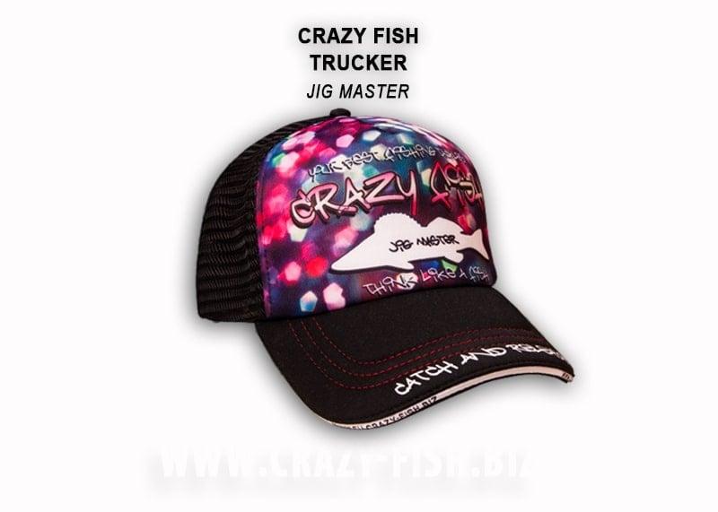Crazy Fish Jig Master Cap Шапка