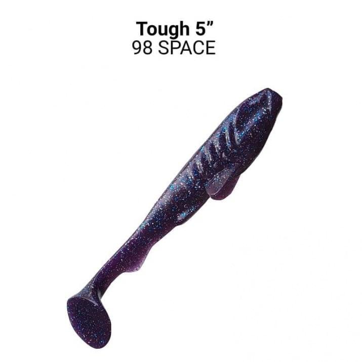 Crazy Fish Tough 12.5 см Силиконова примамка 98 Space