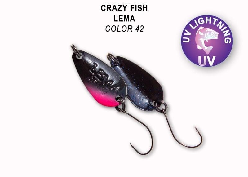 Crazy Fish Lema 1.6гр. Клатушка Цвят 42