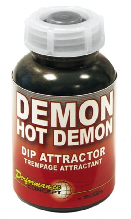 Starbaits Dip Hot Demon Дип за протеинови топчета 200 мл