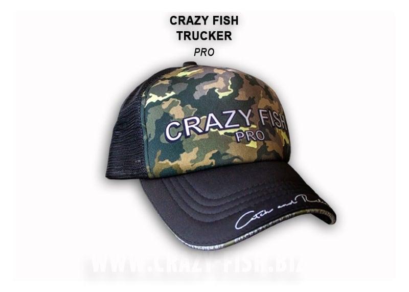 Crazy Fish Cap PRO Шапка