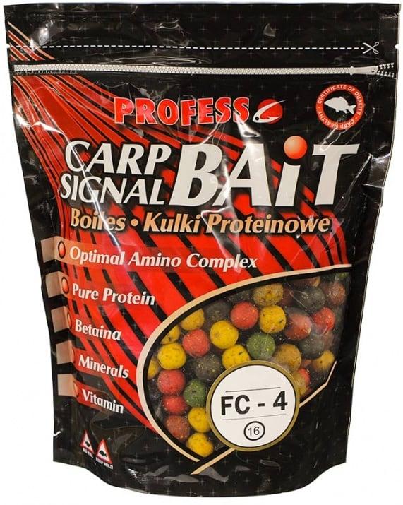 Profess Boilies Carp Signal 20мм Протеинови топчета 750g FC-4