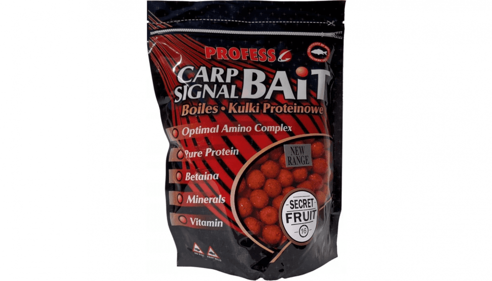 Profess Boilies Carp Signal 20мм Протеинови топчета 750g Secret Fruit