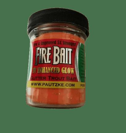 Паста за пъстърва Pautzke Fire Baits Orange