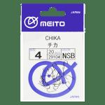 Meito Hooks Chika NS Единична Кука
