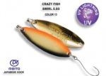 Клатушка Swirl 5.5гр. Crazy Fish