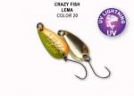 Crazy Fish Lema 1.6гр. Клатушка