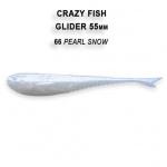 Crazy Fish Glider 5.5см Силиконова примамка