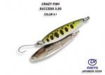 Crazy Fish SUCCESS 3.5гр. Клатушка