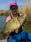 Силиконова примамка Crazy Fish Allure 2.7см