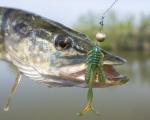 Силиконова примамка Crazy Fish Allure 4см