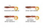 Силиконова примамка Crazy Fish Active Slug 7см