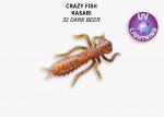 Силиконова примамка Crazy Fish Kasari 40mm