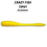 СИЛИКОНОВА ПРИМАМКА TIPSY 5СМ CRAZY FISH