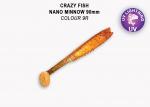 Crazy Fish Nano Minnow 9см Силиконова примамка