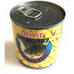 Сладка царевица в консерва Dovit голяма с отварачка