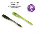 Tipsy 30мм Crazy Fish