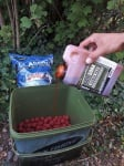Fun Fishing Bait Soak System Amino Robin Red 1L