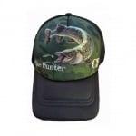 Crazy Fish Pike Hunter Camo Cap Шапка