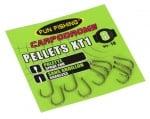 Fun Fishinh Hooks XT 1 Barbless Куки