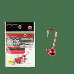 Cats Claw Micro Jig Hooks 305 Red Джиг глави