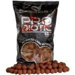 Starbaits Boilies Pro Biotic Red Протеинови топчета 1 кг