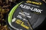 Fun Fishing Flexi Link Kevlar Braidet Line Шаранджийски плетен повод 20м