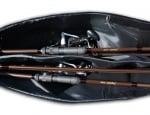 Rod case Delphin PORTA with long sleeve Калъф