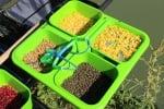 Fun Fishing Desserte Pour Платформа за кутии с 4 отделения