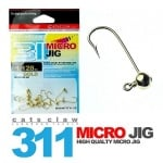 Cats Claw Micro Jig Hooks 311 Gold Джиг глави Златисти