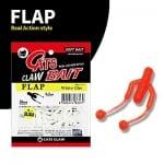 Cats Claw Flap 1.8 cm Силиконова примамка